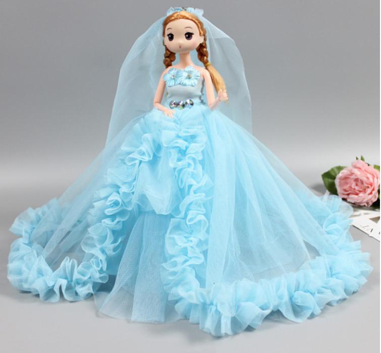 Princess Sweet Girl Birthday Gift Children'S Toy Surprise Doll