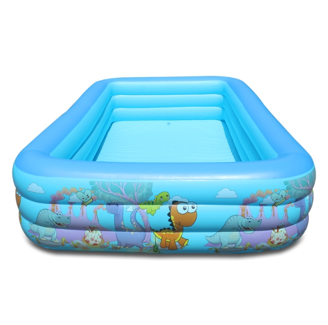Children′s Swimming Pool Family Inflatable Pool Baby Bath Pool Folding Outdoor Adult Baby Swimming Bucket