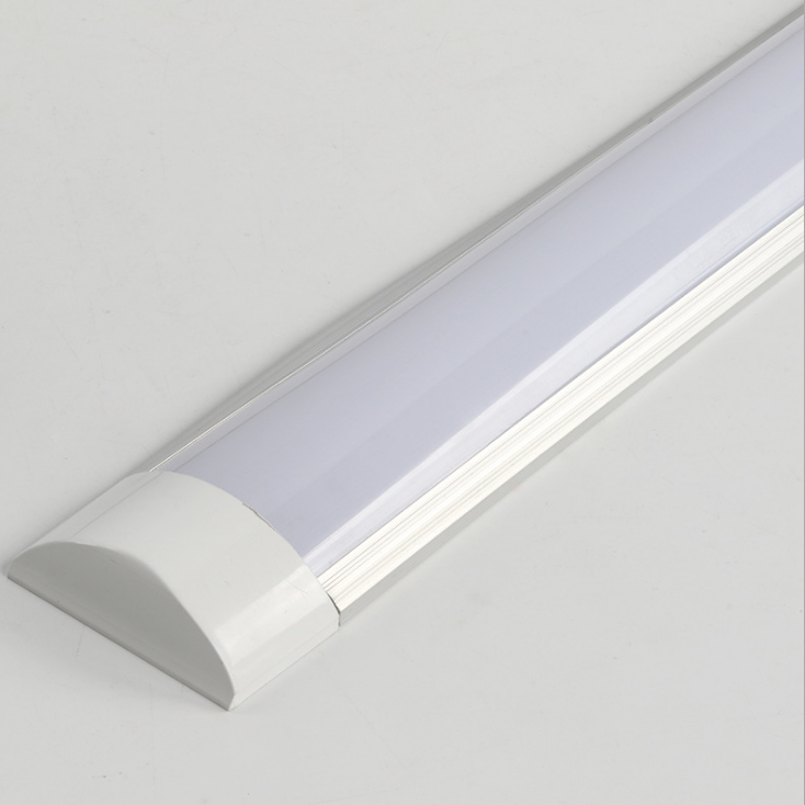 9W 18W 26W 36W LED Factory Workshop Parking Lot Integrated Purification Ceiling Lamp Tube