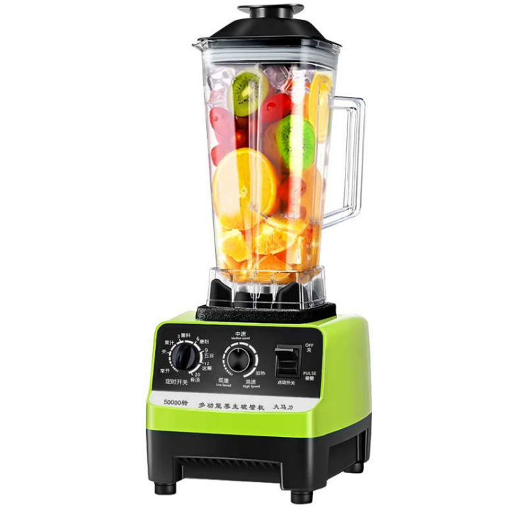 2020 New Model High Speed Timing Electric Meat Fruit Kitchen Mixing Blenders