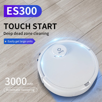 Customized Household Rechargeable Vacuum Cleaner Lazy Touch Cleaning Machine Intelligent Sweeping Robot