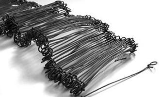 High Quality Bag Loop Tie Wire/Rabar Loop Tie Wire