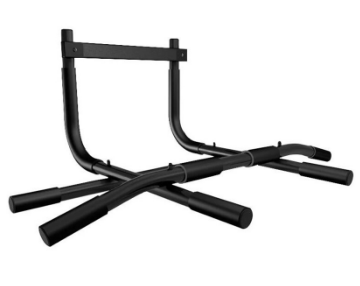 Steel Wall Mount Pull Up Bar Home Gym Door Horizontal Bar Fitness Sport Exercise Tools