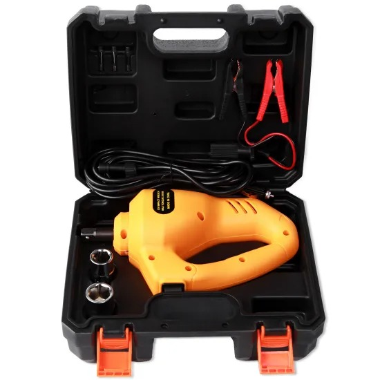 Portable Electric Impact Socket Wrench