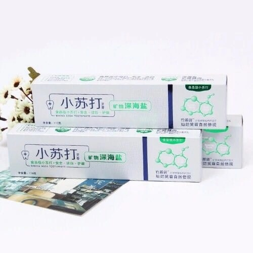 OEM Disposable Cool Mint Hotel White Toothpaste