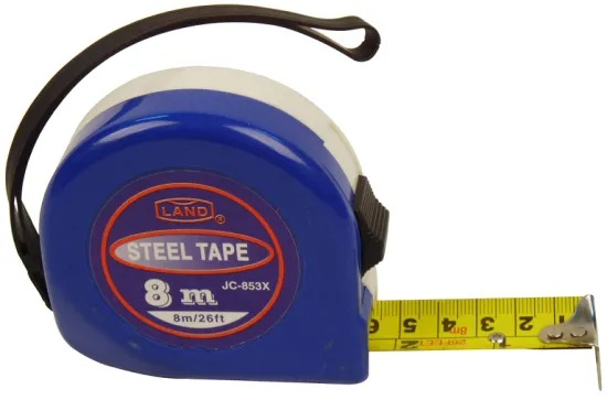 High Quality Measuring Tape with EEC Approval