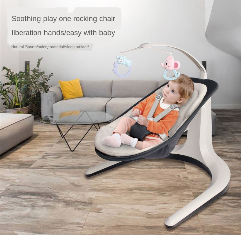 China Factory Direct Selling Minimalist Postmodern Design Style Kids' Chair Baby Swing