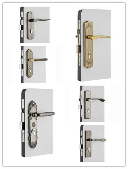 Full Set Door Handle Locks