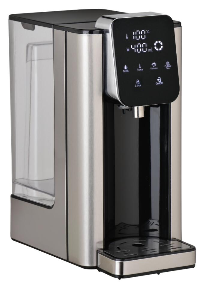 Home Countertop Reverse Osmosis System Water Dispenser with 5 Different Water Volume Selection