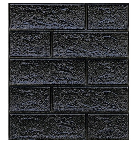 3D Stereo Self-Adhesive Wall Sticker Small Size Waterproof XPE Foam Wallpaper