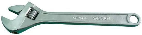 Competitive Chrome-Vanadium Steel Adjustable Wrench