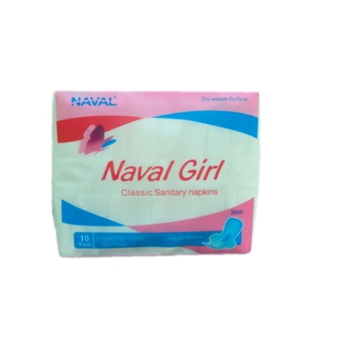 Hot Sell Super Absorbent Wholesale Women Cotton Sanitary Pads