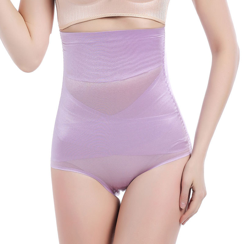 High Waist Toning Pants Postpartum Model Lift Hip Girdle Waist Waist Toning Body Pants Ladies