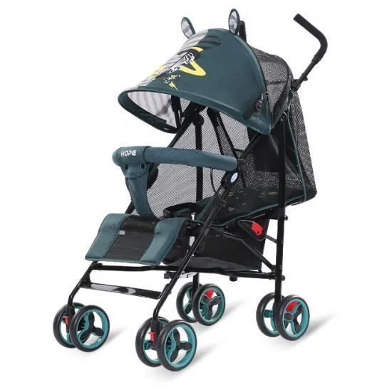 Wholesale 3 in 1 Easy Folding Lightweight Luxury Baby Stroller Walkers