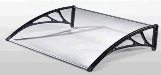 Low Pricr Aluminum Window Canopy Awning