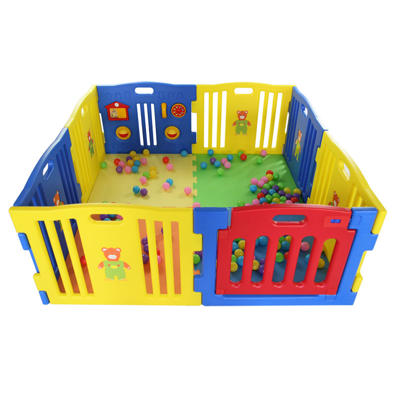 Children′s Indoor Play Fence Baby Crawling Toddler Fence Home Safety Fence